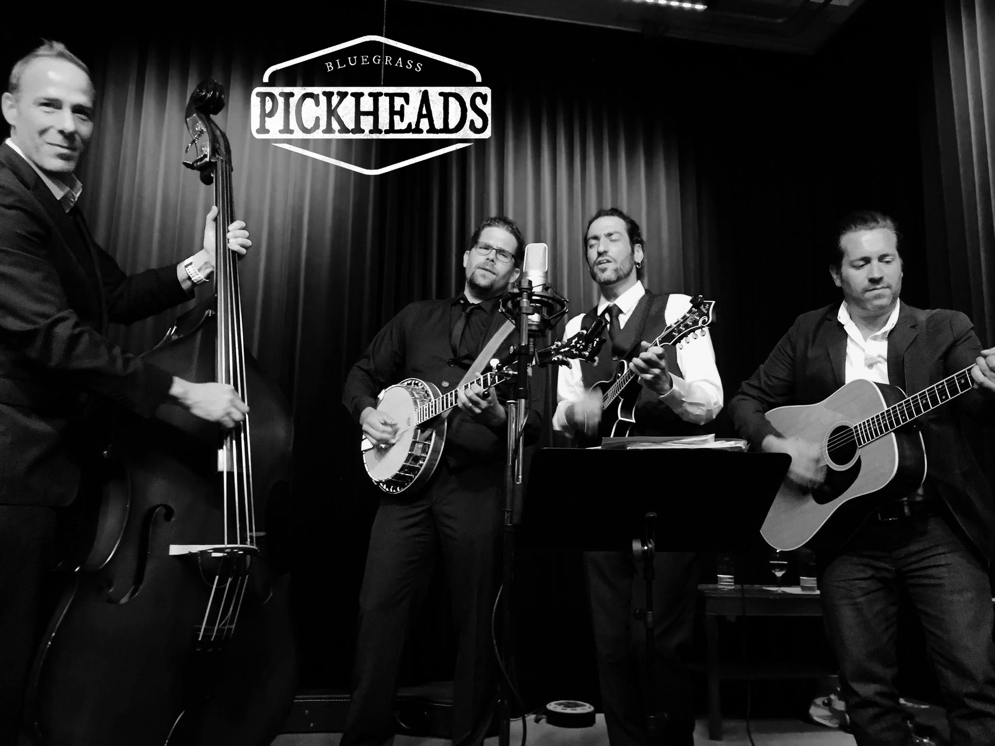 Pickheads Bluegrass